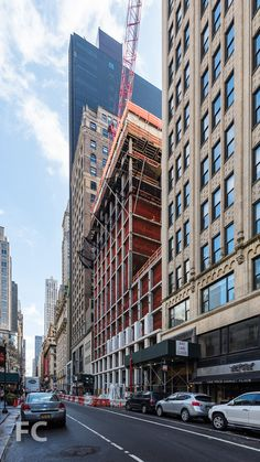 When the HFZ Capital Group-developed, David Chipperfield-designed The Bryant is completed in 2017, it will bring 57 condos and a 230-room hotel right across the street from Bryant Park....