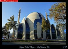 Cologne-Central-Mosque-Germany