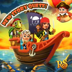 BIG NEWS!  The adventurous journey to Eagle's Beak has begun. How exciting!! Play the new story quest now to join the journey and find out what happens!  http://t.funplus.com/trenfpo  P.S. Please do not worry if this new story quest is not available to you yet. Keep on going with your current story quest and you will have it later on.  Click Like & Share to tell everyone!   #RoyalStoryTwitter