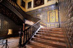 Palacio de los Azulejos  Palacio de la Condesa de Lebrija.