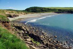Abermawr Beach