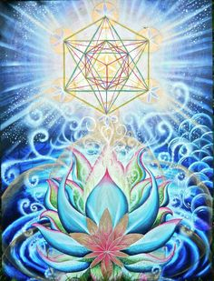 This the ancient nature cosmic of wisdom and knowledge of XX & XY Female feminine & masculine. Art Hoe Aesthetic, Aesthetic Painting, Sacred Geometry Art, Sacred Art, Lotus Wallpaper, Flower Of Life Pattern, Spiritual Paintings, Child Of The Universe, Mayan Symbols