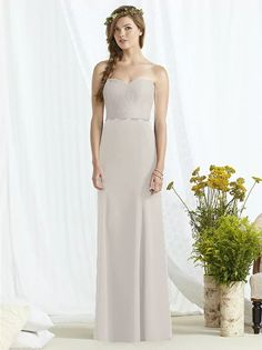 Social Bridesmaids Style 8162 http://www.dessy.com/dresses/bridesmaid/8162/?colorid=1#.VqjM8ZqLRkg