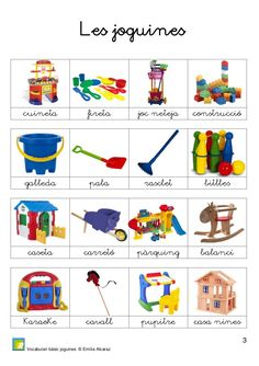 LLIBREt Vocabulari bàsic - Emilia Alcaraz