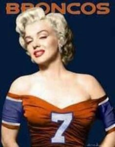 Had no idea Marilyn was a fellow fan :)