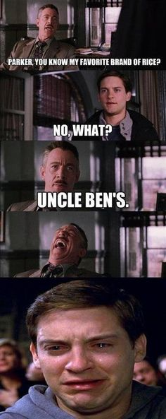 J. Jonah Jameson MADE the original trilogy.