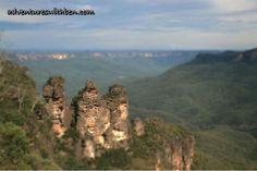 Three Sisters Australia - Tilt Shift