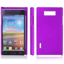 Custodia Optimus L7 - Cover UltraSlim Viola  € 5,99