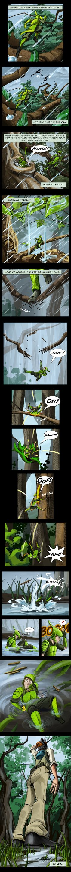Epic Comic - Nod by ~QartuneQueen on deviantART