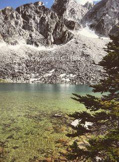 Heart Lake, British Columbia