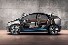 Nice BMW: BMW i3 - The electric car of BMW | Review | Fact Sheet | Electric Car Comparison...  Eco Motors