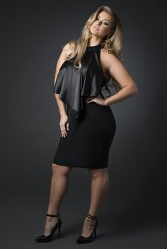 The Curvy Fashionista   The Z By Zevarra Plus Size Designer Holiday Collection!   The Curvy Fashionista