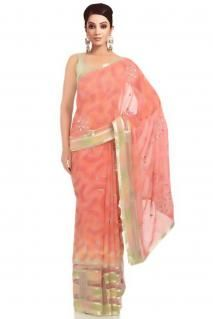 Purchase Georgette Saree from exclusive collection of sarees available at online store, Provides Pure Georgette saris in various designs. Pure Georgette Sarees, Exclusive Collection, Sarees Online, Latest Trends, Sari, Two Piece Skirt Set, Pure Products, Health, Skirts