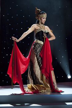 Miss Indonesia | Community Post: 30 Gorgeous Miss Universe National Costumes