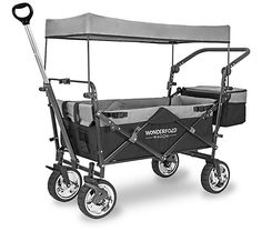 Best Wagons, Folding Wagon, Beach Wagon, Pull Wagon, Sports Wagon, Pushes And Pulls, Yard Care, Thing 1, Retractable Canopy