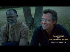 Same Kind Of Different As Me (February 2017) Greg Kinnear, Djimon Hounsou, Renee Zellweger and Jon Voight | Paramount Pictures