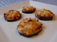 Low Carb Mini-Pizza #rezept #recipe #vegetarisch #vegetarian #veggie