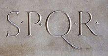 Römischer Senat – Wikipedia