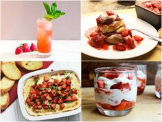 If you find yourself with a windfall of fresh, sun-kissed strawberries as the weather warms up, make sure to keep this collection of 17 recipes handy so you can enjoy every last one.