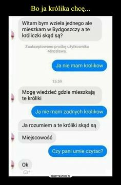 Wtf Funny, Funny Texts, Polish Memes, Funny Text Messages, I Cant Even, Good Mood, Really Funny, Quotations, Haha