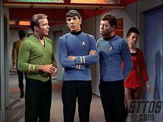 Star Trek TOS rare photos
