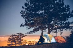 Best backpacking tent 2 person: which stands out the best? Best Backpacking Tent, Camping, Cold Weather Tents, Small Tent, Sunset, Top Gear, Travel, Outdoor, Highlight