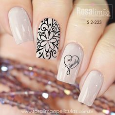 Heat Up Your Life with Some Stunning Summer Nail Art Nail Manicure, Diy Nails, Cute Nails, Pretty Nails, Floral Nail Art, Nail Art Diy, Fabulous Nails, Perfect Nails, Sqaure Nails