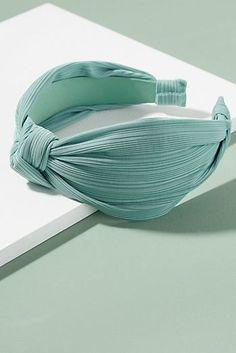 Hulda Pleated Knot Headband