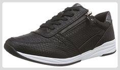 Jenny Granville, Damen Sneakers, Schwarz (schwarz,gun 10), 37 EU - Sneakers für frauen (*Partner-Link)
