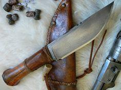 Primitive Bone Handle Neo Tribal Knife