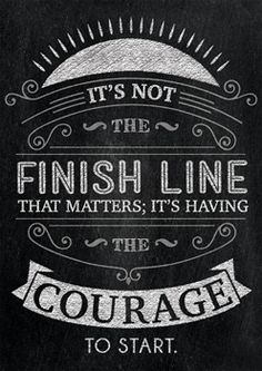 It's not the finish line… Inspire U Poster by Creative Teaching Press. NEW Inspirational posters