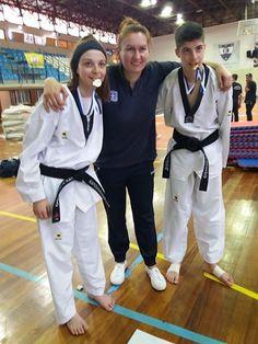 Διασυλλογικοί αγώνες Τaekwondo στην Αλεξανδρούπολη 12-05-2018