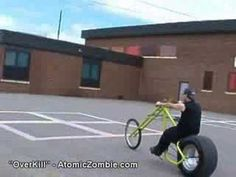 AtomicZombie - The OverKill Phat Ass Extreme Chopper