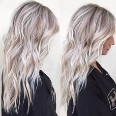 Your hair is a dream of hairbymarissasue Platinum Blonde Hair Asiaaceline Dream Hair hairbymarissasue sienaceline Blonde Hair Looks, Platinum Blonde Hair, Ash Blonde, Balayage Hair Blonde, Dream Hair, Silver Hair, Hair And Nails, Hair Inspiration, Your Hair