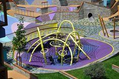 5osA: [오사] :: *위험한 놀이터를 위한 제안, 줄루 센터 플레이그라운드 [ Carve ] Playground at Zorlu Centre