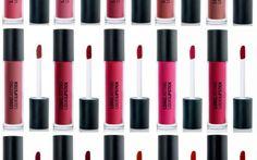 """Long Lasting Liquid Lipstick Wycon Questi rossetti rispecchiano il detto """"minima spesa massima resa"""". Sono rossetti liquidi dall lipstick opachi liquidi wycon"""
