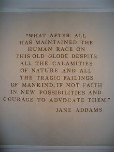 Jane Addams - Wikipedia, the free encyclopedia