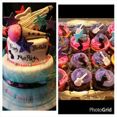 Rockstar Cake and Cupcakes, Carnell'sCakery