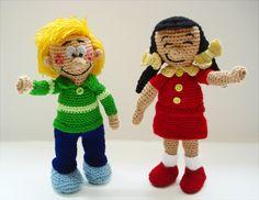 Amigurumi Cedric and Chen Knitted Dolls, Amigurumi Doll, Chen, Teddy Bear, Fancy, Crafts, Handmade, Stuff To Buy, Etsy