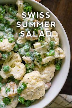 Swiss Summer Salad