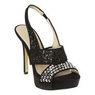 They went totally boss with these shoes too! By Nine West
