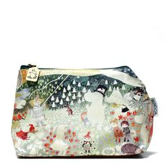Moomin Dangerous Journey Makeup Bag   Little Moose   Cute bags, gifts, toys, jewellery and accessories from independent designers and famous brands