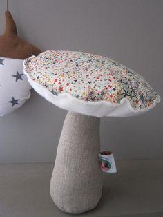 #mushroom #kids   Annabel Kern via mimiscircus.com