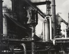 Philadelphia Museum of Art - Collections Object : Steel Mill, Hunedoara, Romania