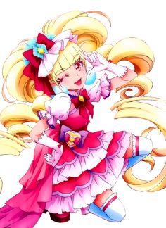 Glitter Force, Pretty Cure, Manga Games, Aesthetic Photo, Magical Girl, Shoujo, Cool Girl, The Cure, Tropical