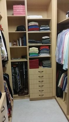 Walk In Closet For Teen Boys