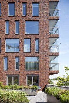 Docklands by Marcel Lok Architect / Amsterdam,The Netherlands