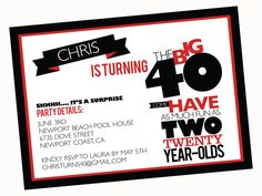 14 Best Trues 40th Birthday Ideas Images