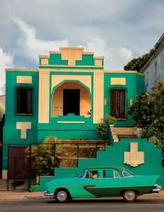 "From Rizzoli's ""Havana Modern: Twentieth-Century Architecture and Interiors"". Learn more: http://www.rizzoliusa.com/book.php?isbn=9780847843466"