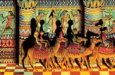 New @AquilaMag has arrived! Summer double issue all about ancient Egypt!
